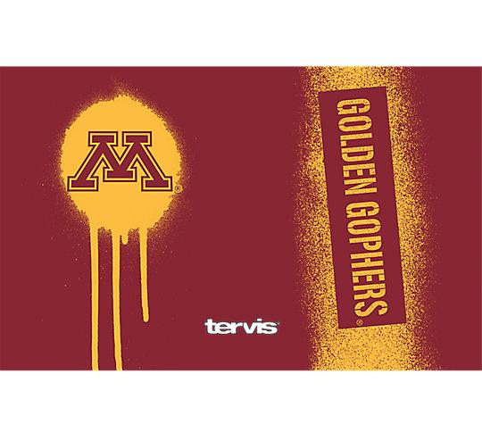Minnesota Golden Gophers Graffiti