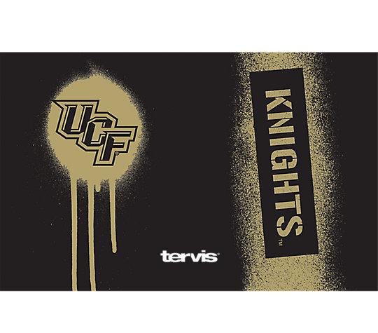 UCF Knights Graffiti