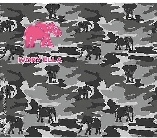 Ivory Ella Elephant Camo