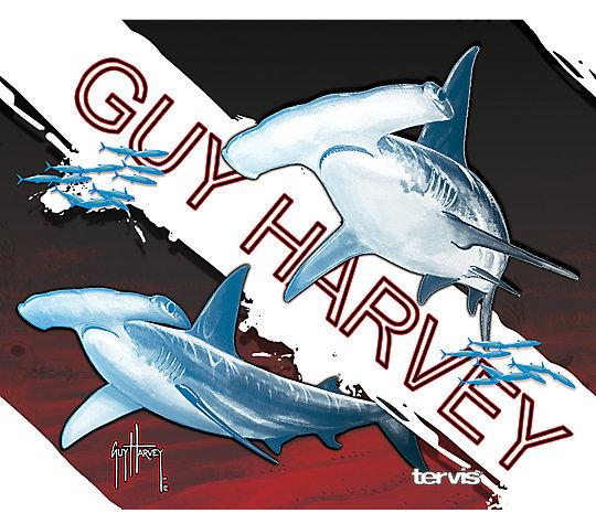 Guy Harvey®  - Hammerhead