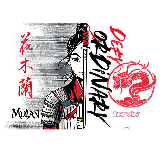 Disney® - Mulan Defy the Ordinary