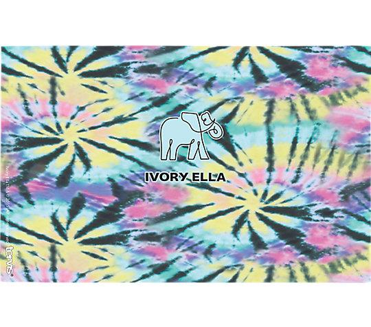 Ivory Ella - Neon Rainbow Swirl