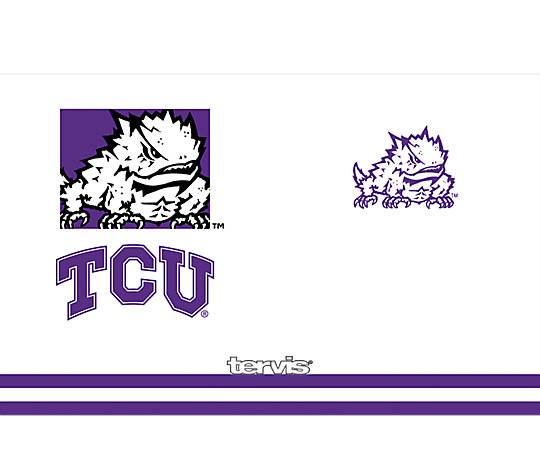 TCU Horned Frogs Blocked