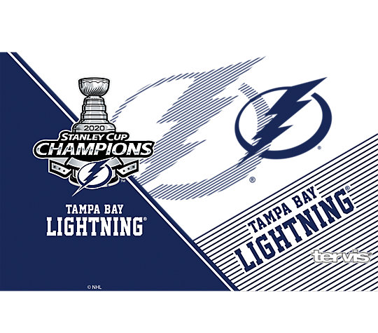 NHL® Tampa Bay Lightning® 2020 Stanley Cup Champions image number 1