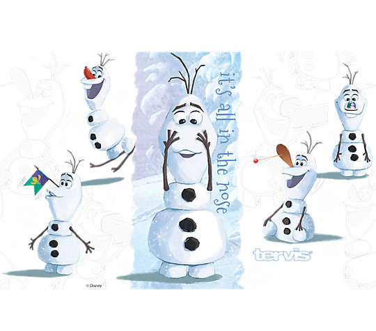 Disney® - Once Upon A Snowman