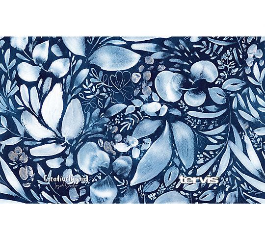 CreativeIngrid - Navy Full Flower