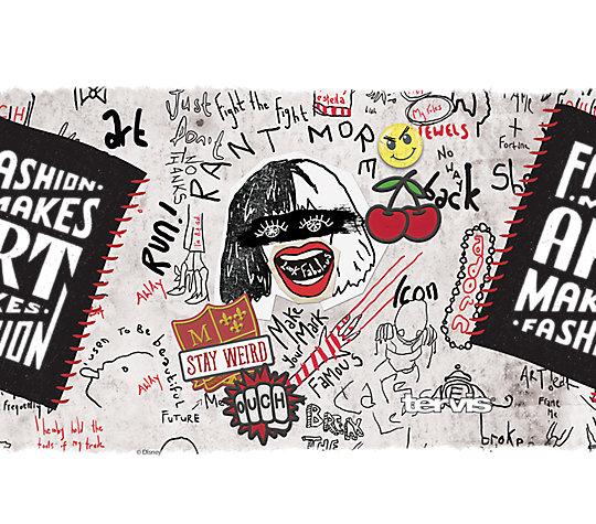 Disney® -  Cruella Graffiti