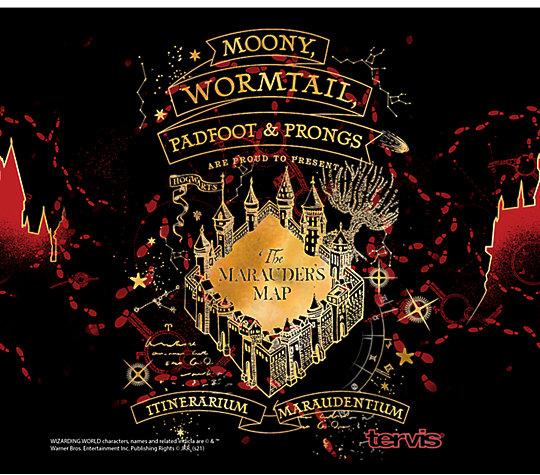 Harry Potter™  - Black Marauders Map