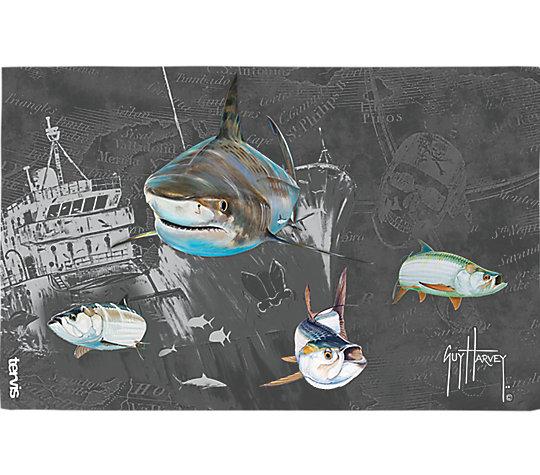 Guy Harvey®  - Shark Pirate