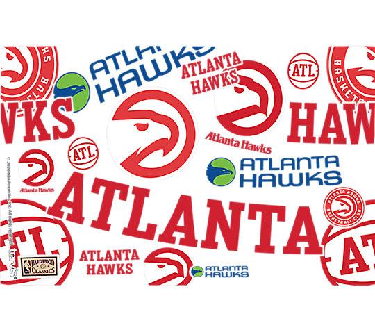 NBA® Atlanta Hawks  All Over