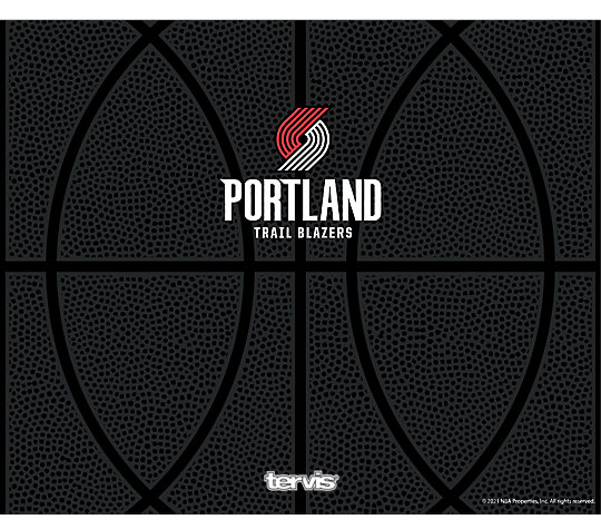 NBA® Portland Trail Blazers  Leather