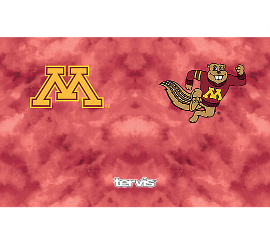Minnesota Golden Gophers Tie Dye