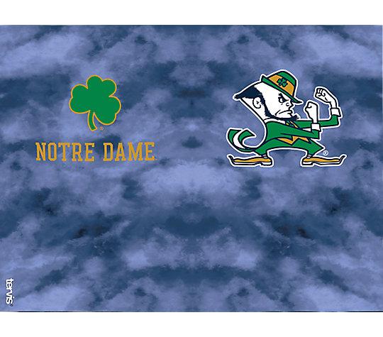 Notre Dame Fighting Irish Tie Dye