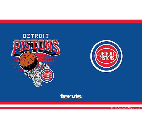 NBA® Detroit Pistons  Retro