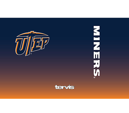 UTEP Miners Ombre