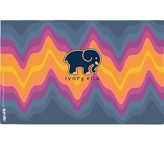 Ivory Ella - Wavy Stripe