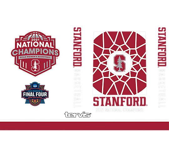 Stanford Cardinal Women's Basketball National Champions 2021