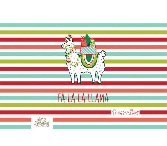 Happy Everything™ - Fa la llama