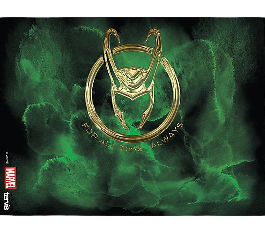 Marvel - Loki Tie Dye