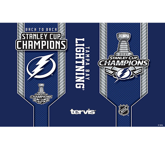 NHL® Tampa Bay Lightning® 2021 Stanley Cup Champions