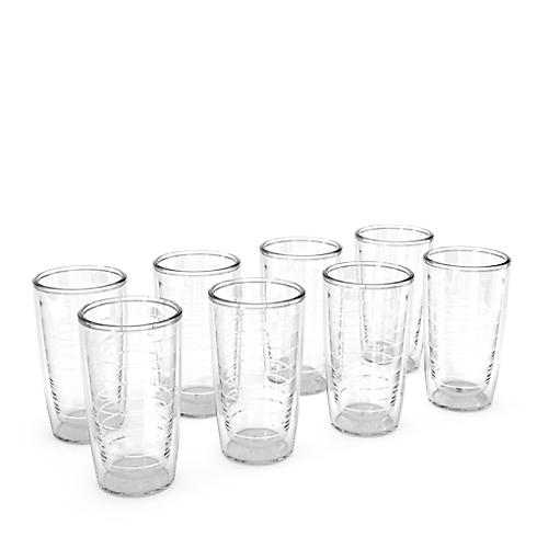 Clear Table for 8