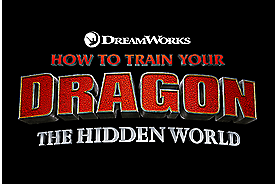 DreamWorks How To Train Your Dragon: The Hidden World