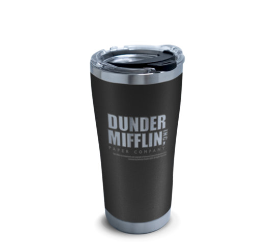 The Office - Dunder Mifflin Etched Onyx Shaddow image number 0