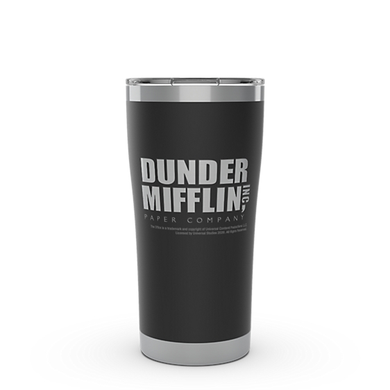 The Office - The Dunder Black