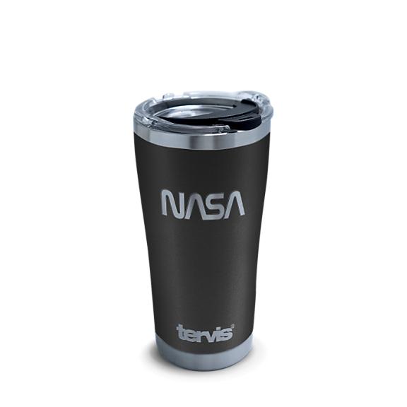 NASA Logo Engraved