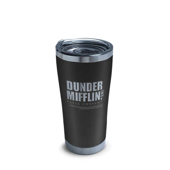 The Office - Dunder Mifflin Etched Onyx Shaddow