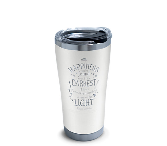 Harry Potter™ - Happiness Quote Engraved on Glacier White image number 0