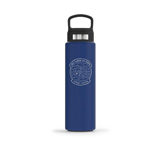 Force Blue Logo Engraved on Deepwater Blue