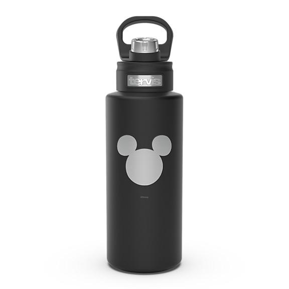 Disney - Mickey Silhouette Engraved on Onyx Shadow