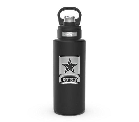 Army Logo Engraved on Onyx Shadow