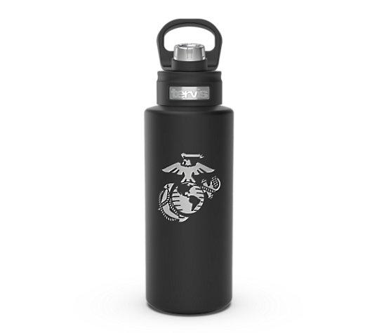 Marines Logo Engraved on Onyx Shadow