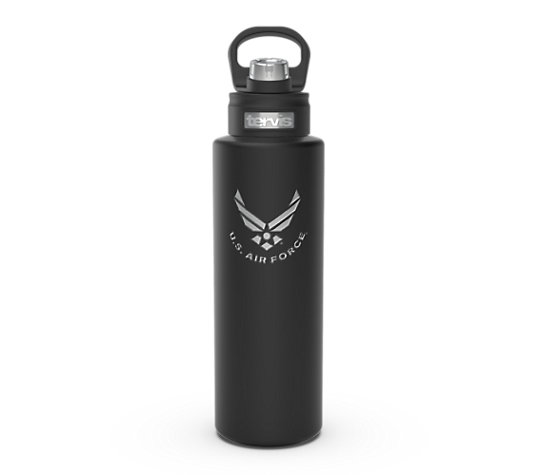Air Force Logo Engraved on Onyx Shadow
