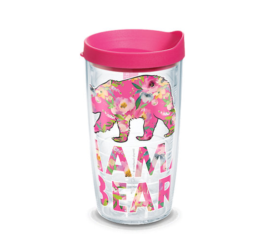3d00ceba39f Simply Southern® - Floral Mama Bear Wrap With Travel Lid