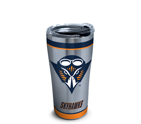 3c67aec6319 UT Martin Skyhawks Tradition Stainless Steel With Water Bottle Lid   Tervis  Official Store