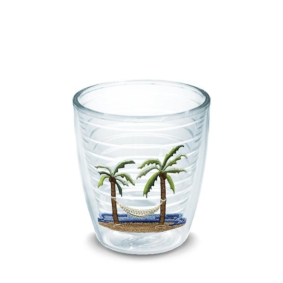 Palm Tree & Hammock Scene