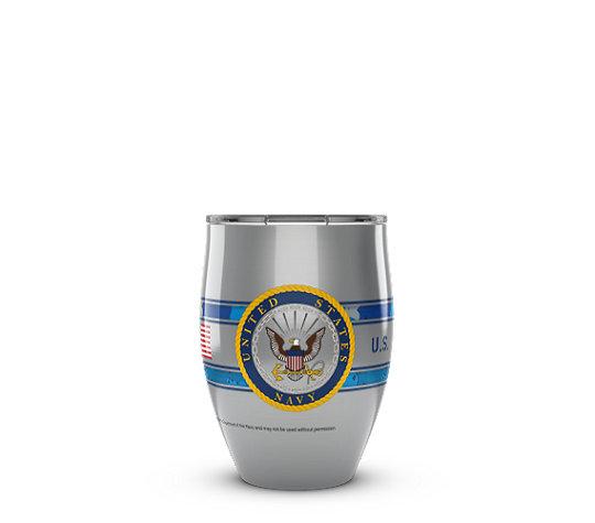 Navy Camo Stripes