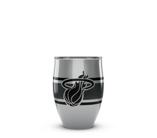 NBA® Miami Heat  Black Stripe