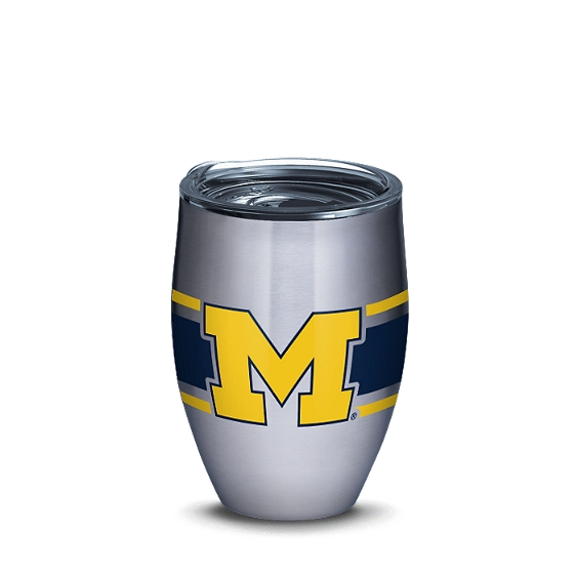 Michigan Wolverines Stripes