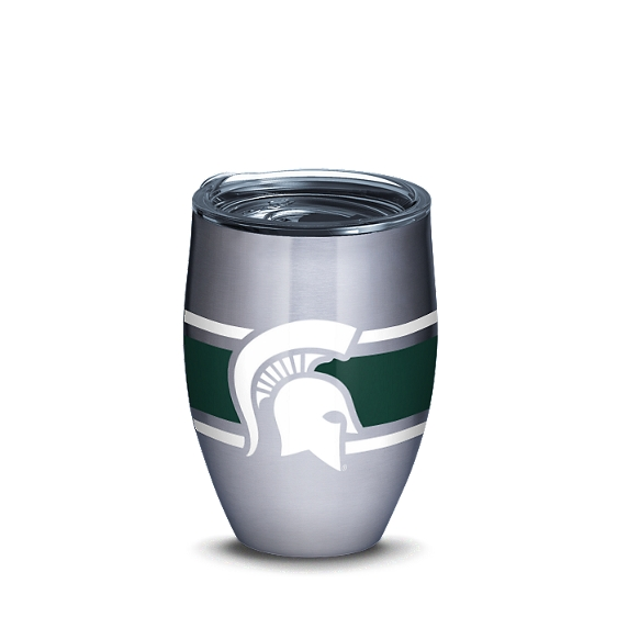 Michigan State Spartans Stripes