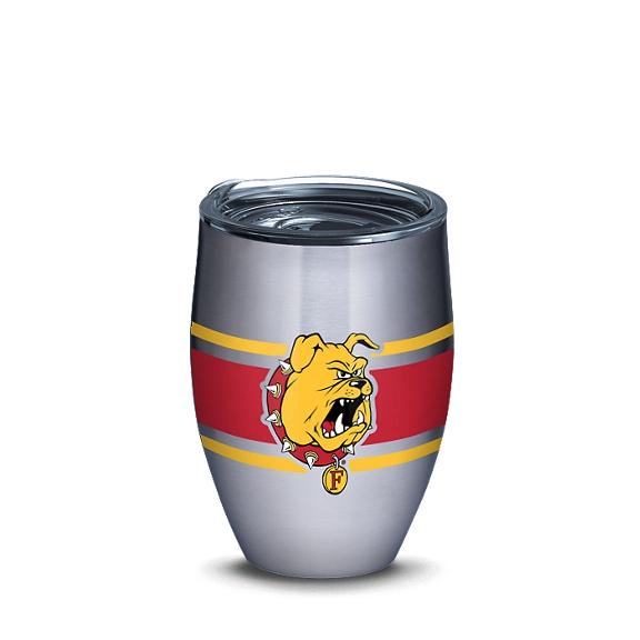 Ferris State Bulldogs Stripes