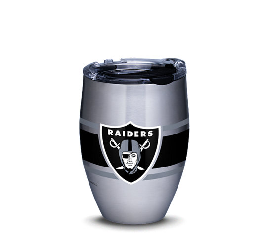 NFL® Oakland Raiders Stripes
