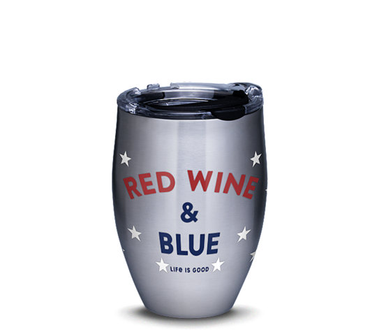 Life is Good® - Red Wine and Blue image number 0