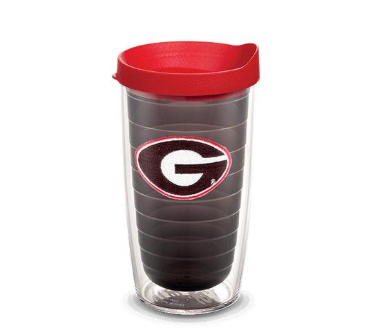 Tervis Georgia Bulldogs Logo 16oz Tumbler