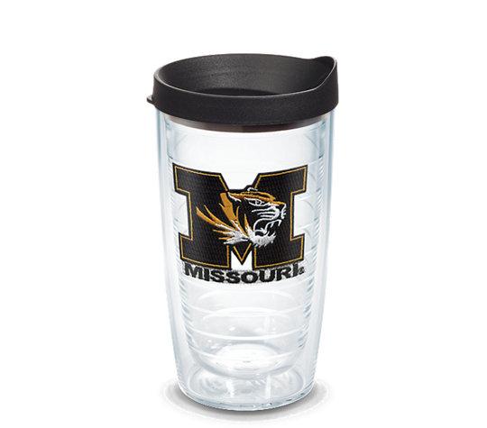 Tervis Missouri Tigers Logo 16oz Tumbler