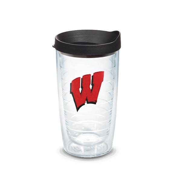 Wisconsin Badgers Primary Logo