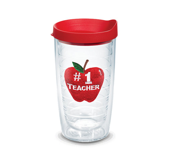 #1 Teacher - Apple image number 0